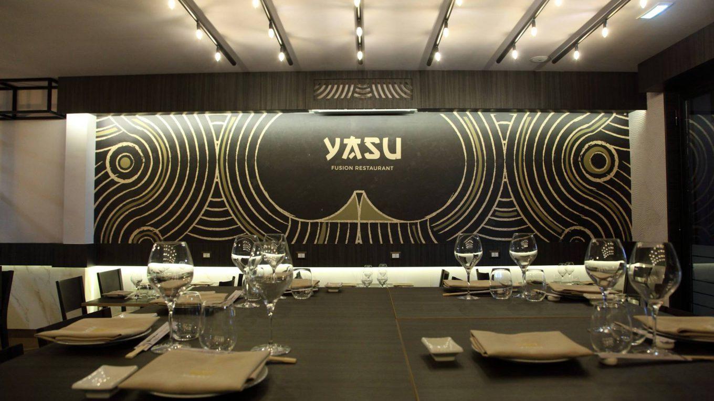 Yasu, quando il sushi unisce le culture