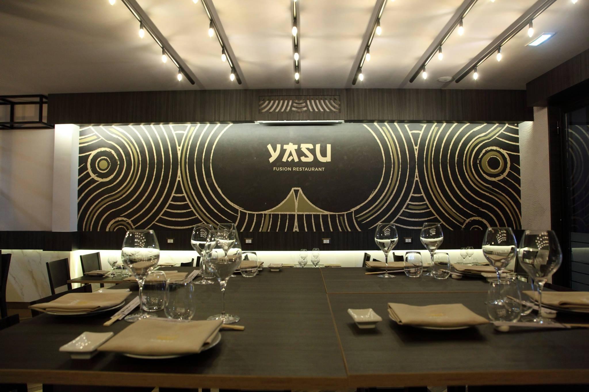 Yasu. Foto del locale