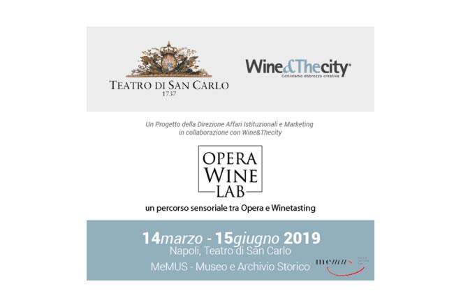 Opera Wine Lab