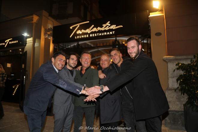 Opening del Tendentia a Napoli. I soci