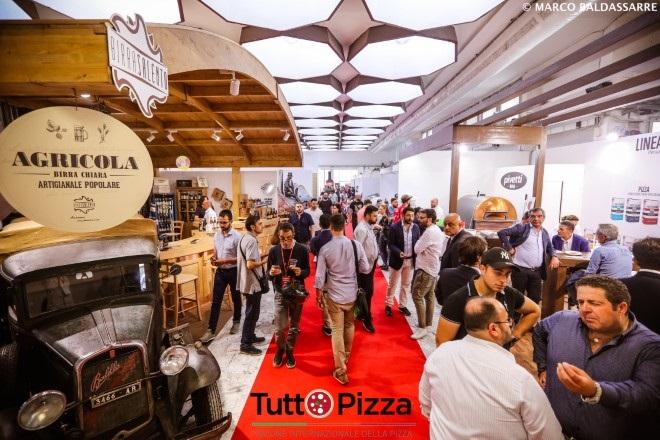 TuttoPizza Expo 2019 al via