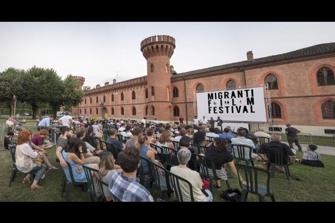 Chef Rubio al festival dei Migranti