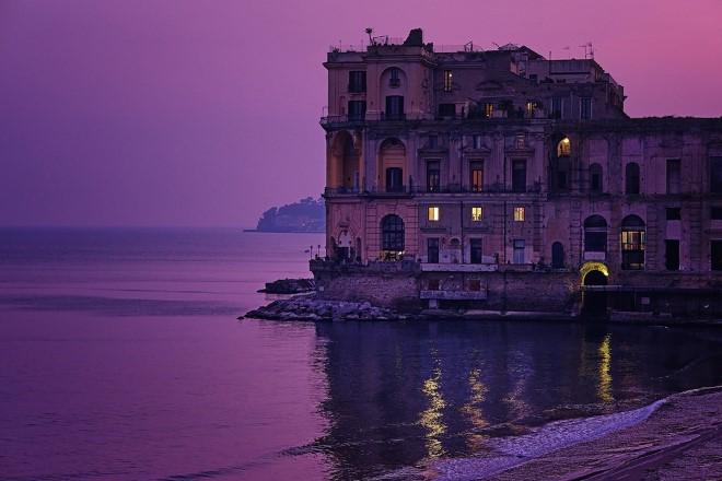 Sunset Malandrino, performance e gastrononia a Palazzo Petrucci