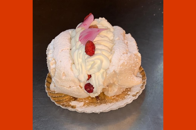 Il meringone, arriva il dessert estivo
