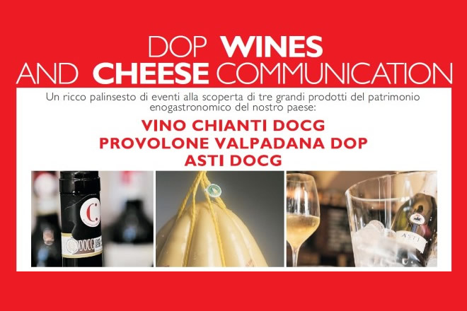 DOP Wines and Cheese