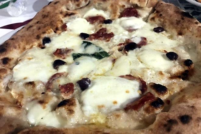 La pizza Sonia