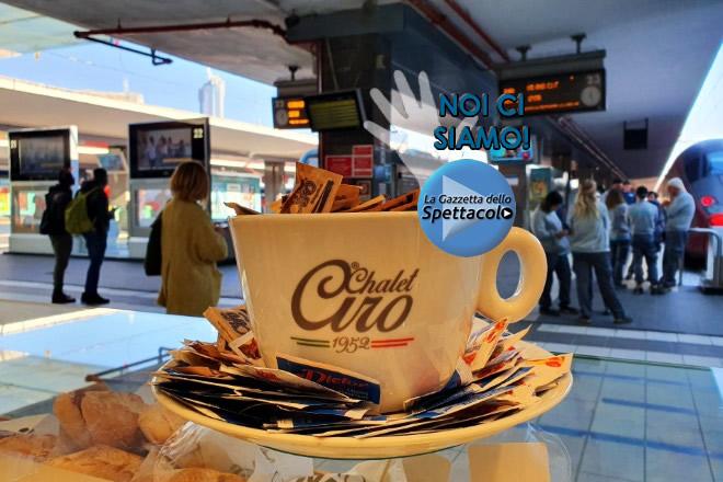 Chalet Ciro alla Stazione di Napoli