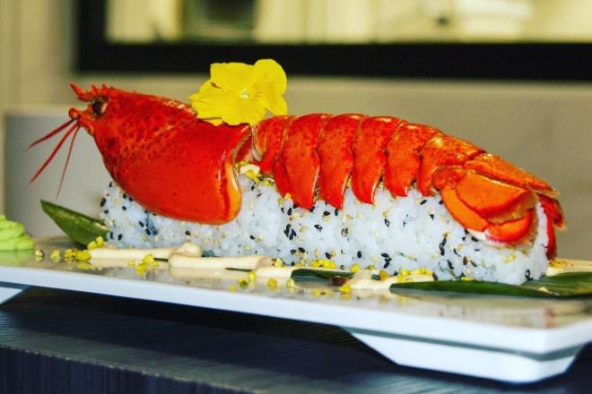 Il sushi di Yasu