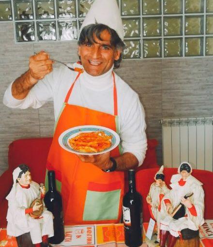 Iannelli e il contest gastronomico durante il CoronaVirus