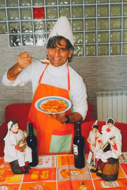 Angelo Iannelli ideatore del contest gastronomico