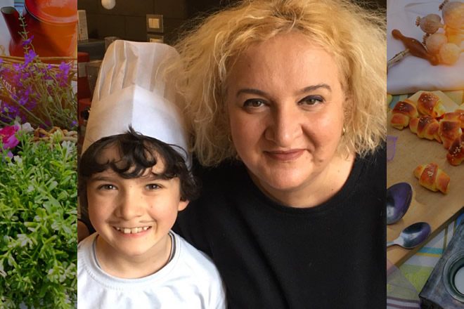 Maria Pia Timo e Andrea Pozzi in Tu Quoco Figlio Mio