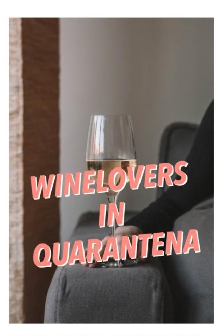 Wine Lovers... in quarantena