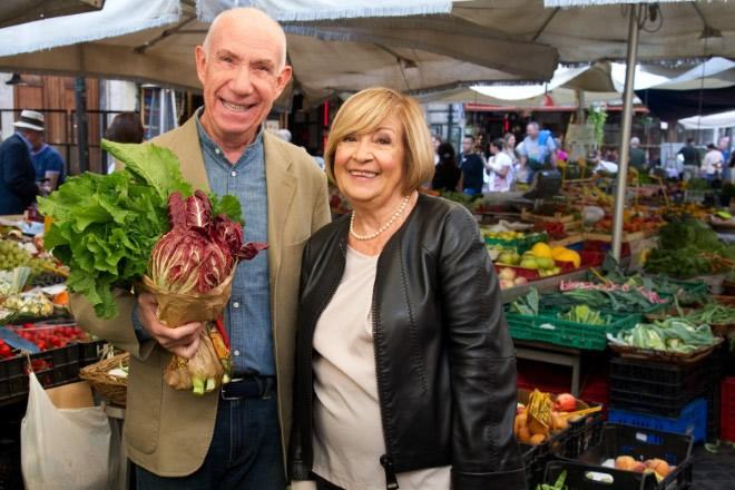 Davide Mengacci e Anna Moroni per Ricette all'italiana