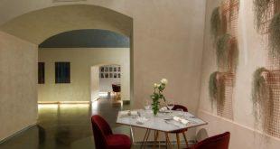 La sala riservata di Mame Ostrichina