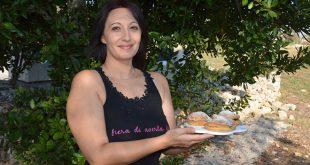Susanna Pepe della Masseria Ficazzana ed i suoi dolci